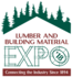 Lumber and Building Material Expo logo